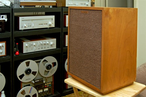 Klipsch Heresy's [Archive] - Tapeheads Tape, Audio and Music