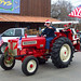 Alba : 1963 International B-414 Diesel Restored antique tractor