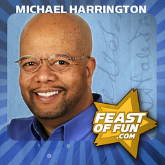 Gay Chicago Magazine's new publisher Michael Harrington on the Feast of Fun Podcast!