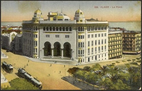 Algiers: Post Office (GRI)