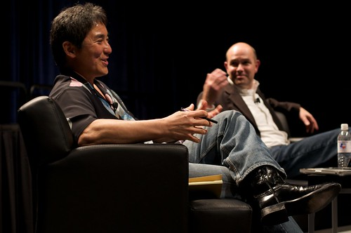 SXSWi 2009: Tuesday Keynote: Chris Anderson / Guy Kawasaki Conversation by John Biehler from Flickr