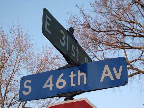 31st St E & 46th Ave S