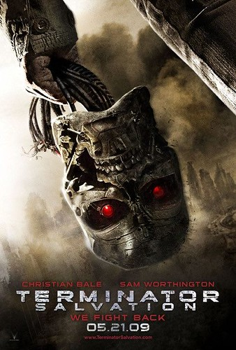 Terminator Salvation Movie Poster