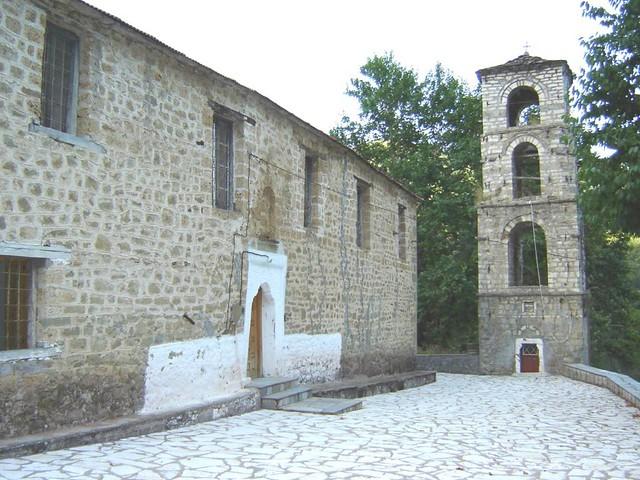 Θεσσαλία - Τρίκαλα - Κοινότητα Ασπροποτάμου Η Αγία Παρασκευή στο Στεφάνι