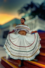 Folkloric Dancer (KY-Photography) Tags: trip vacation holiday ontario canada girl beautiful pretty dominican dress dominicanrepublic ky dr traditional guelph culture nikkor fashionshow khalid allrightsreserved kal puertoplata mexicandress explored nikond80 18135mmf3556g folkloricdancer kyphotography