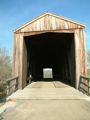 The Covered Bridge (whitebuffalobk) Tags: mill missouri coveredbridge burfordville bollingermill