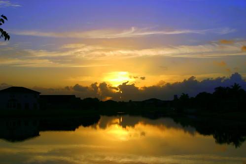 Sunrise 20090315