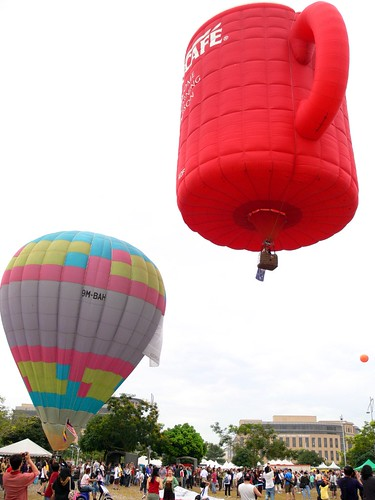 1st Putrajaya International Hot Air Balloon Fiesta 2009 #2
