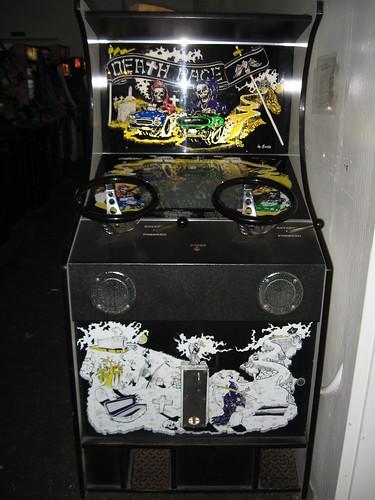 Rare Quot Death Race Quot 1976 Arcade Machine Photos And Videos