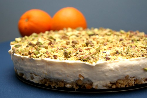 pistachio cheesecake recipes