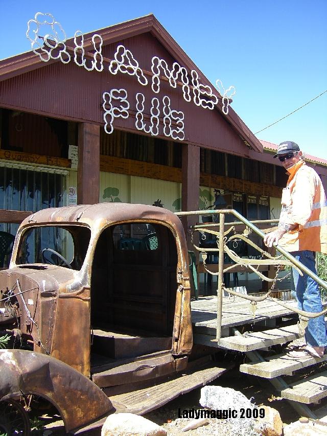 Quamby Pub Entrance