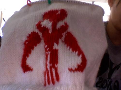 WIP: Boba Fett Mythosaur Hat