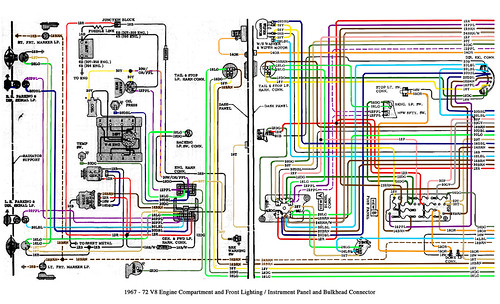 Color Wiring Diagram FINISHED - The 1947 - Present Chevrolet ... on