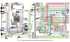 3397411656_9d425a69b4_m color wiring diagram finished the 1947 present chevrolet & gmc 1969 c20 wiring diagram at alyssarenee.co