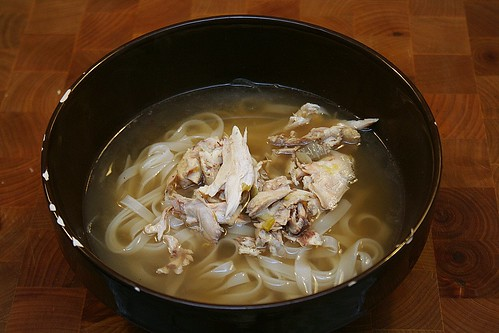 Asian Chicken Noodle