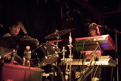 Grapevine @ Public Assembly _6106 (Ossip Kaehr) Tags: nyc japan brooklyn live grapevine walloflove publicassembly lastfm:event=976583 grapevinefromtokyo superglorious
