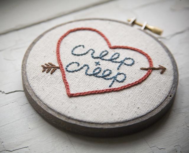 creep + creep...