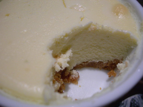 Key Lime Cheesecakelet