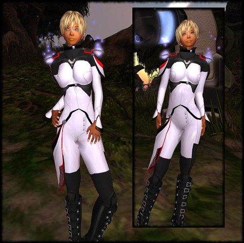Elixir Dress Uniform