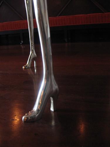 dainty feet