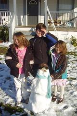 030109-16 Snow Man