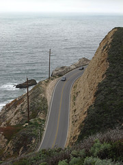 Famous California Highway 1
