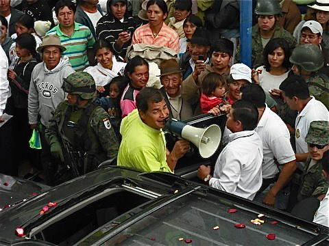 Ecuador Politics