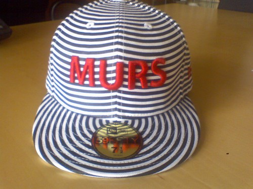 Bad Ass Murs Baseball Cap 3444662735_172086ebf5
