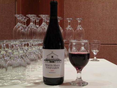 White Hall, 2007 Cabernet Franc