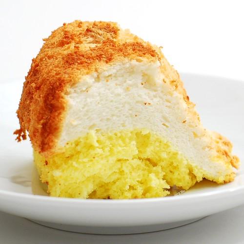 Daffodil cake.