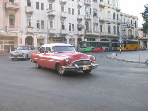 Street scene, Habana (Central)
