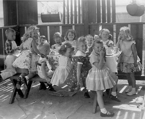 3rd Birthday Party, 1957
