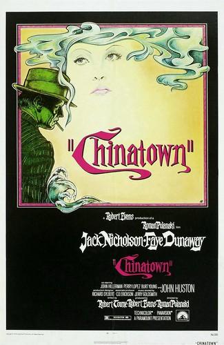 Póster de Chinatown