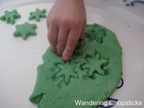 Homemade Play Dough 9