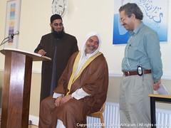 Shaykh Yusuf Abu Sneina (www.mihpirzada.com) Tags: palestine jerusalem abu imam alaqsa yusuf raza khatib shaykh almasjid yazdani sneina