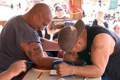 arm wrestling (buffntuff28) Tags: pecs arms muscle muscular chest models hunk buff flex biceps humpy armwrestling hotmen shitless hotstuds musclemen humpyhunk