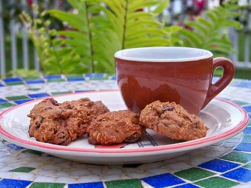 Oatmeal Cookies by you.