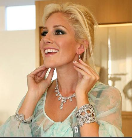 heidi montag wedding ring. Heidi Montag and Spencer Pratt
