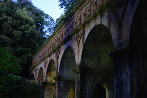 南禅寺奥の水道橋