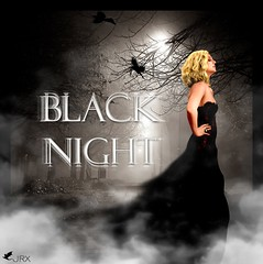 Britney Spears - Black Night (DragonJRX) Tags: park black fog night spears circus dragons britney lair colorizacin dragonjrx