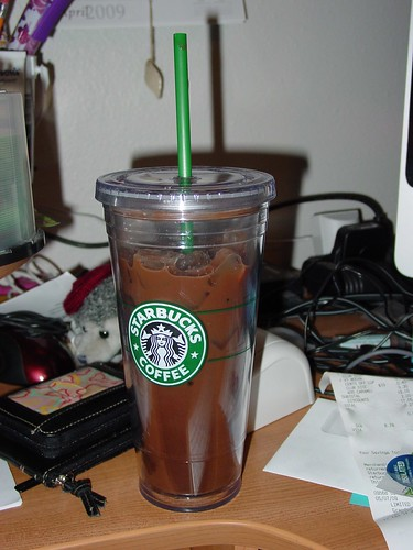 New Sbux Reusable Cold Cup