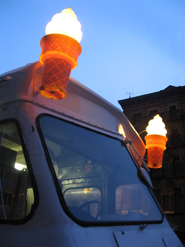 Ice Cream Truck, Hell's Kitchen by you.
