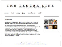 The Ledger Line