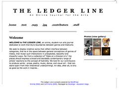 The Ledger Line