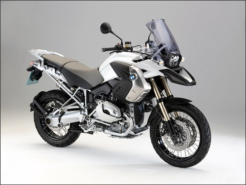2009 BMW R1200GS Special Edition Wallpaper