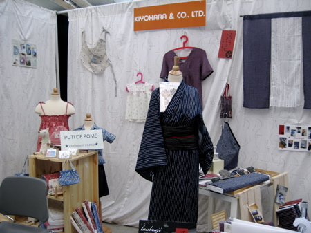 kiyohara & co booth