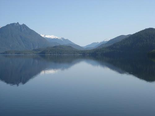 Kennedy Lake, BC