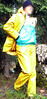 CIMG0152 (plasticregenmantel) Tags: rain vinyl raincoat rubberboots gummistiefel pvc rainboots regenmantel