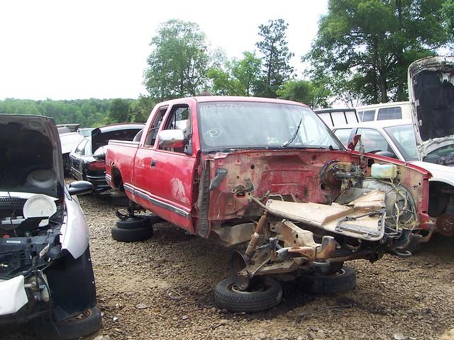 trip car parts junkyard salvage