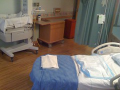 Labor and Delivery room 5